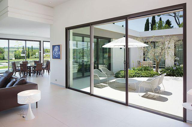 Pourquoi installer des baies vitrées pour votre habitation ?